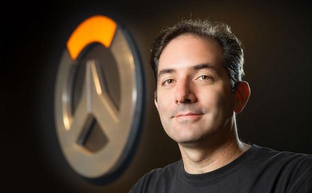 Jeffrey Kaplan Overwatch