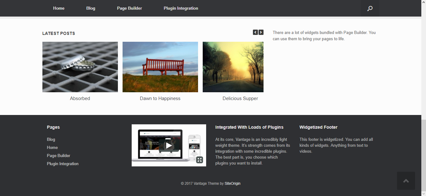 Vantage Wordpress Ecommerce Theme Free Download Get Any