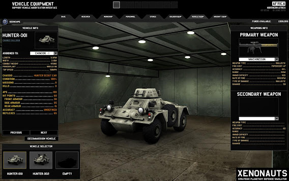 Xenonauts ScreenShot 02