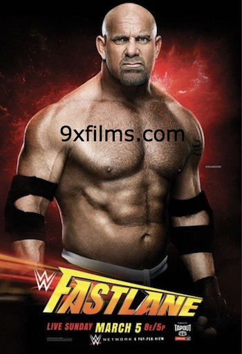 WWE Fastlane 2017 PPV Free Download