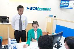 Lowongan Kerja Bukittinggi PT. BCA Finance Juli 2020