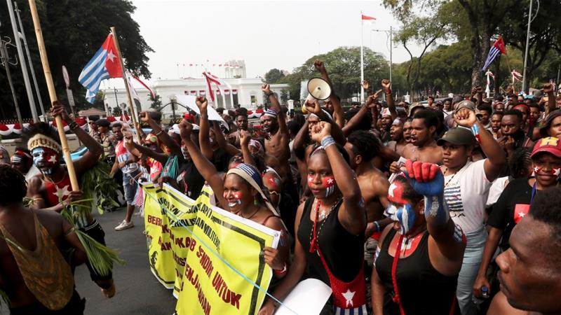 UN urges Indonesia to protect rights of West Papua activists