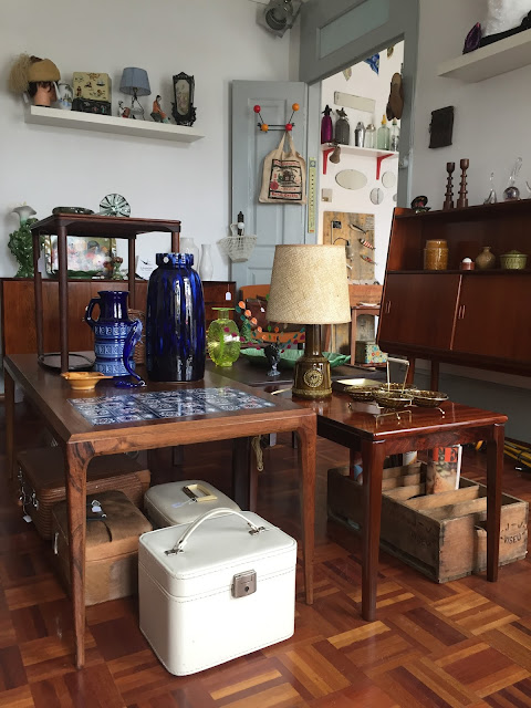 design nórdico, mid century, móveis vintage, loja vintage