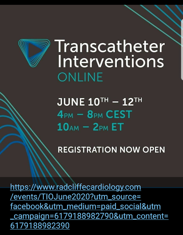 Webinar Radiology: Transchateter Intervension