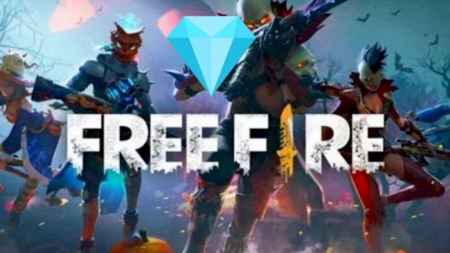Free Fire Diamonds top-up websites List in India