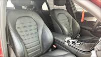 Mercedes C300 AMG 2018 đã qua sử dụng nội thất Đen