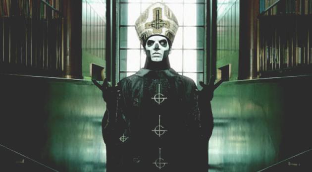 ghost papa emeritus