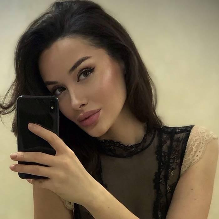 Alina Tsarakhova   A Copy of Angelina Jolie From North Ossetia