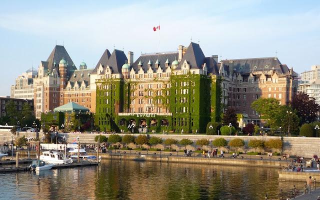 Victoria no Canadá