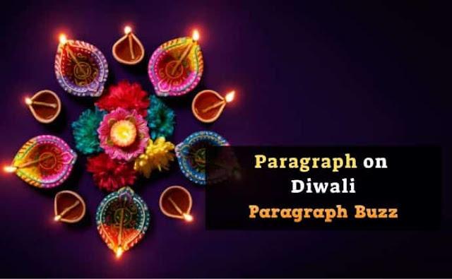 Paragraph on Diwali