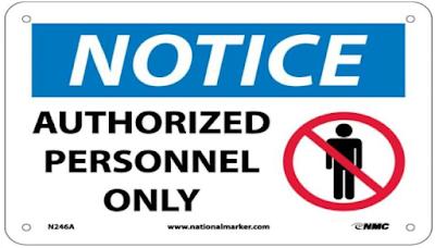 Kinds of Notice - Information