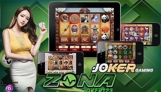 Joker Gaming Agen Slot Online Terpercaya Deposit 10rb