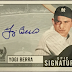 All Time Players by Position Autograph Baseball Cards