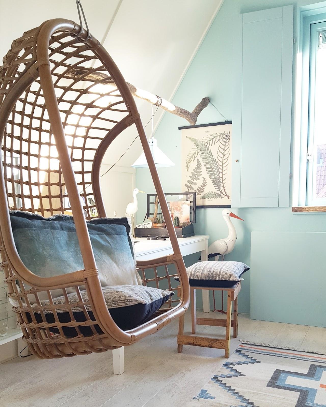 Hangstoel Rotan Buiten.Hangstoel Rotan Gallery Of Excellent Hangstoel Bamboerotan Aan Touw