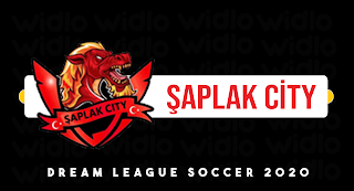 Şaplak City - DLS2020 Dream League Soccer 2020 Forma Kits ve Logo ( Fantastik )