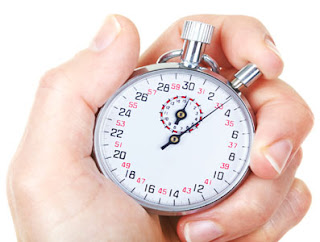 cronometre a velocidade da sua leitura
