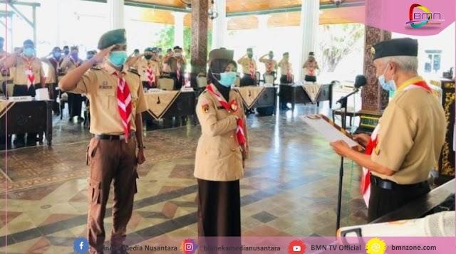 Isteri Bupati, Kak Hasiroh Khafidz Terpilih Untuk Pimpin Kwarcab Rembang