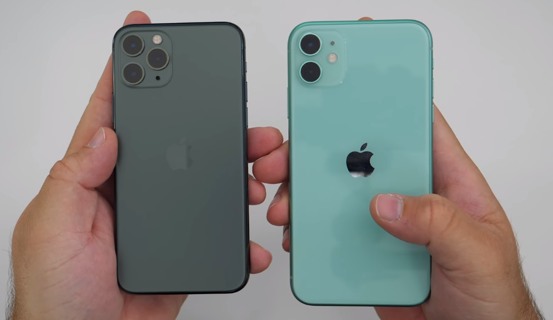 Smart Postpaid Apple iPhone 11 Pro Max, Apple iPhone 11 vs Apple iPhone 11 Pro