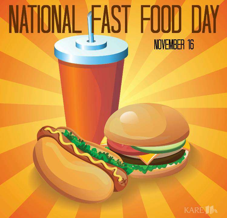National Fast Food Day Wishes for Instagram
