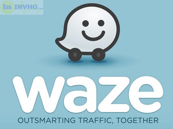 Aplikasi Waze