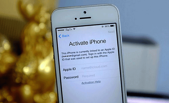 Untethered Activation Bypass For iPhone 5