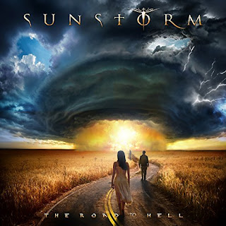 "Το τραγούδι των Sunstorm ""Only The Good Will Survive"" από το album ""The Road to Hell"""