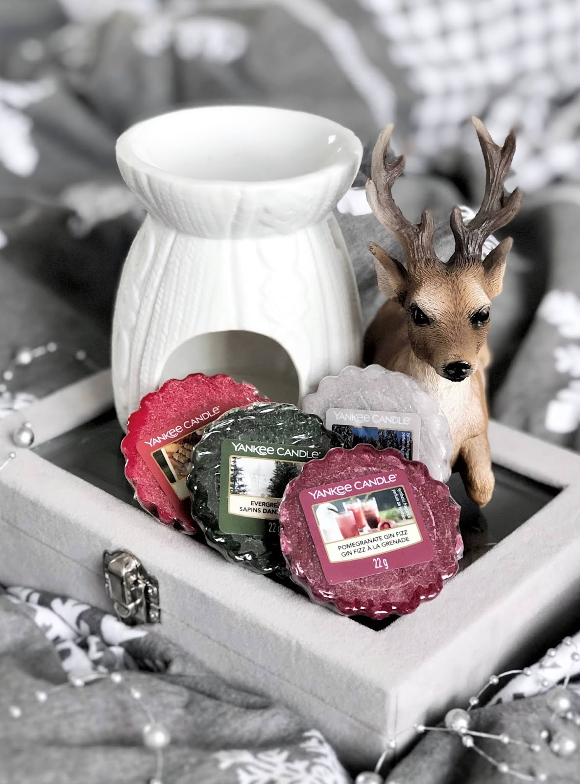 Alpine Christmas - zapachy Yankee Candle na Q4 2019