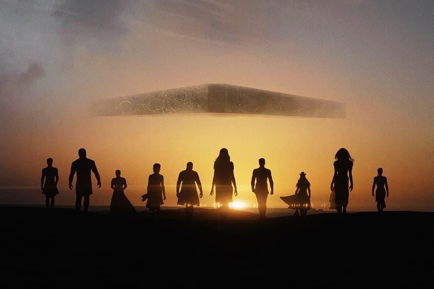 Marvel показала финальный трейлер кинокомикса «Вечные» про новую команду супергероев