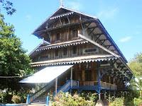 Rumah Banua Tada, Rumah Adat Provinsi Sulawesi Tenggara