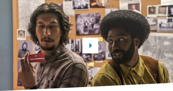 Trailers: BlacKkKlansman - Based on Some Fo' Real, Fo' Real Sh*t