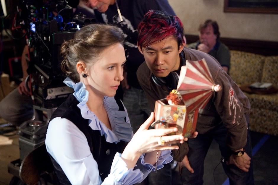 """James Wan não vai dirigir """"Invocação do Mal 3"""", novo diretor já foi encontrado"""