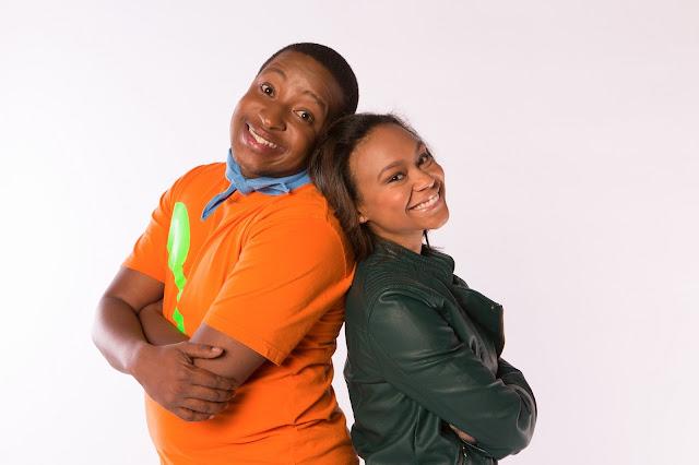Presenters Mthunzi Nyoti, Kirsten Mohamed #TheLifesWay #PhotoYatra