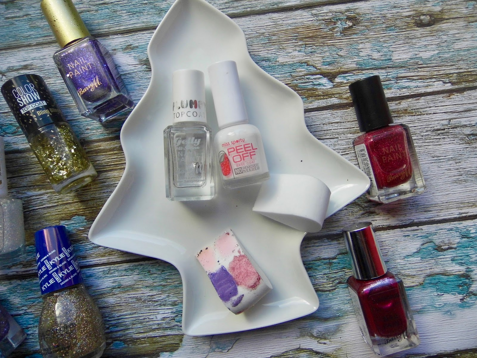 how to take off nail polish without remover