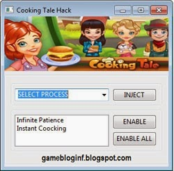 Cooking-Tale-Hack-Instant-Coocking-and-Infinite-Patience