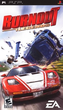 Download Burn Out Legend ISO PSP PPSSPP