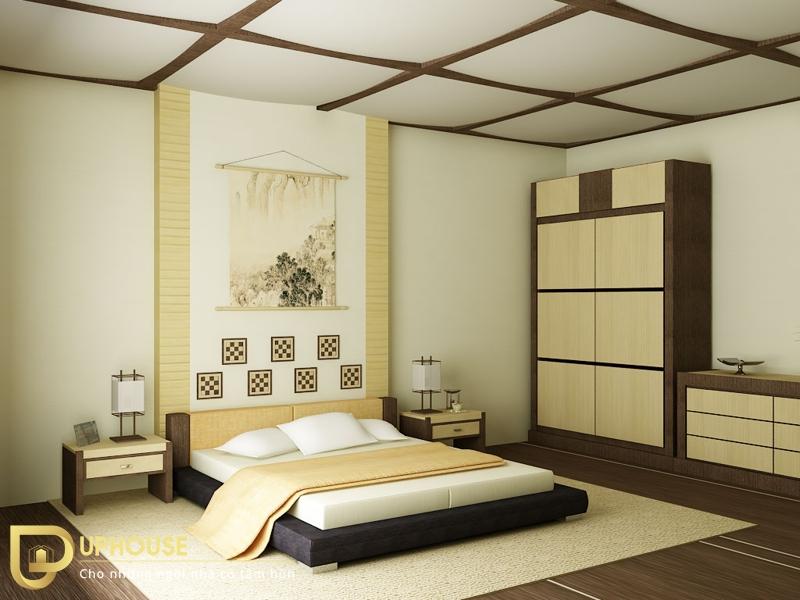 Phòng ngủ tối giản đẹp 09