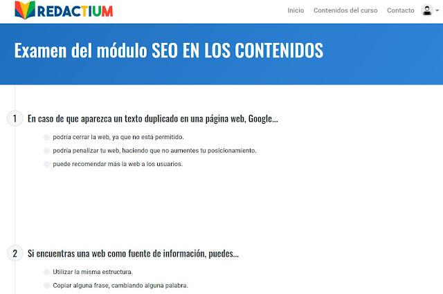 examen curso redactor de contenidos redactium_com