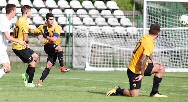 Φιλικό: ΑΕΚ - Μπάνικ Οστράβα 3-1