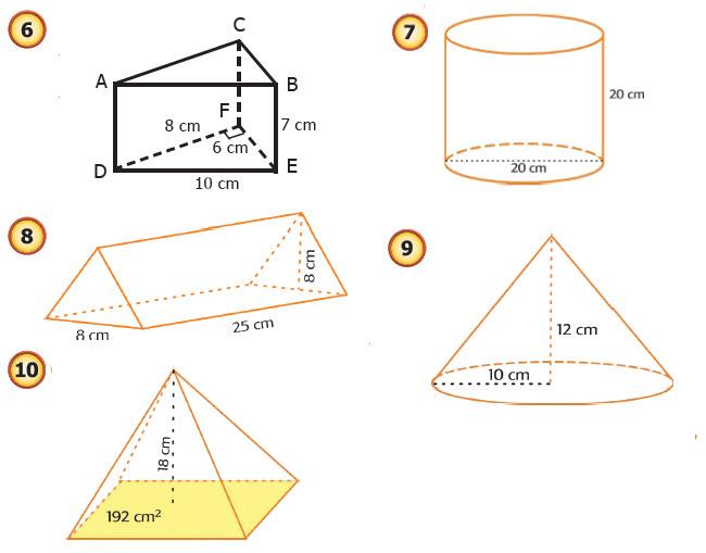 Bangun ruang merupakan bangun tiga dimensi yang memiliki ruang dan juga sisi Uji Kompetensi Materi Bangun Ruang Kelas V SD