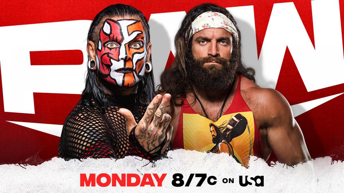 RAW Challenge 1T – Fase final: (Quartas de final)