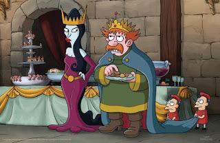 Zog (Des)encanto Disenchantment Matt Groening Netflix