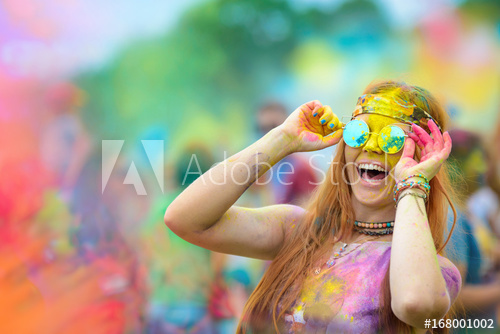 Why Holi is Celebrated