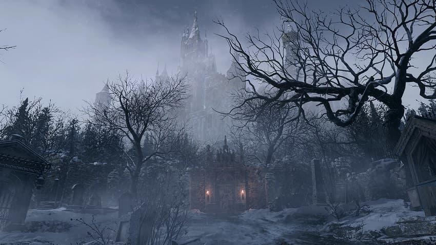 В хорроре Resident Evil 8 Village будет мрачное поздемелье с монстрами и ведьмой
