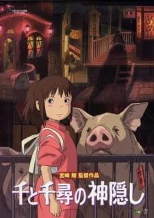 Sen to Chihiro no Kamikakushi   - Spirited Away -  Sub Indo Download