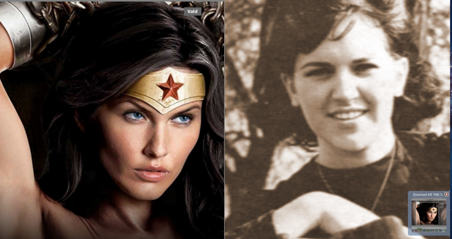Wonder kvinna dating Superman Dating konsulter