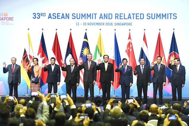 Latihan Soal Interaksi Antarruang Indonesia dengan Negara ASEAN Kelas 8