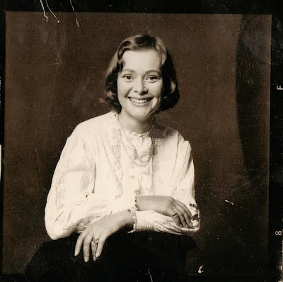 Daphne Neville in about 1969