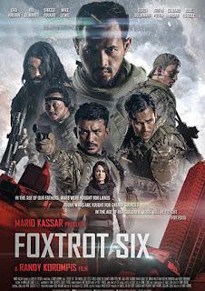 مشاهدة فيلم Foxtrot Six 2019 مترجم