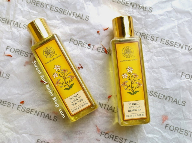 Forest Essentials Floral Makeup Remover