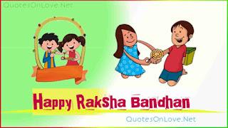Raksha Bandhan - Quotes on Love